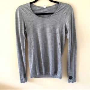 Under Armour Long Sleeve Threadborne Top